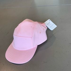 NWT pink lulu lemon hat
